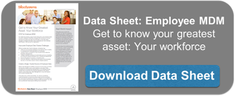 Employee MDM Data Sheet