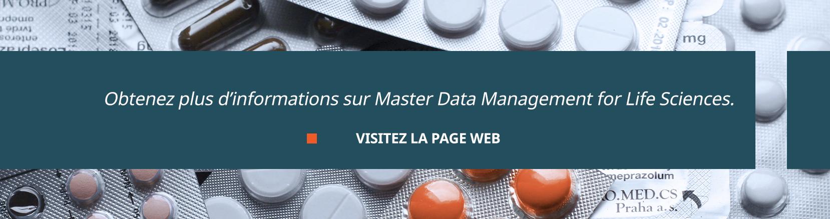 master data management for life sciences