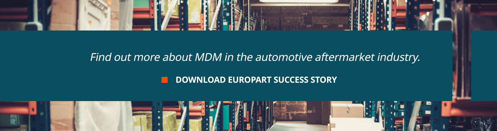 Find out more about MDM in the automotive aftermarket industry