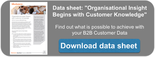 Data Sheet: B2B Customer Data