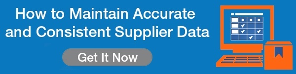 STEP for Supplier MDM