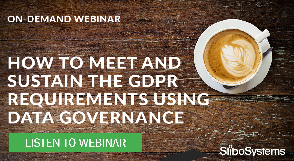 How does data governance and data protection go hand in hand?