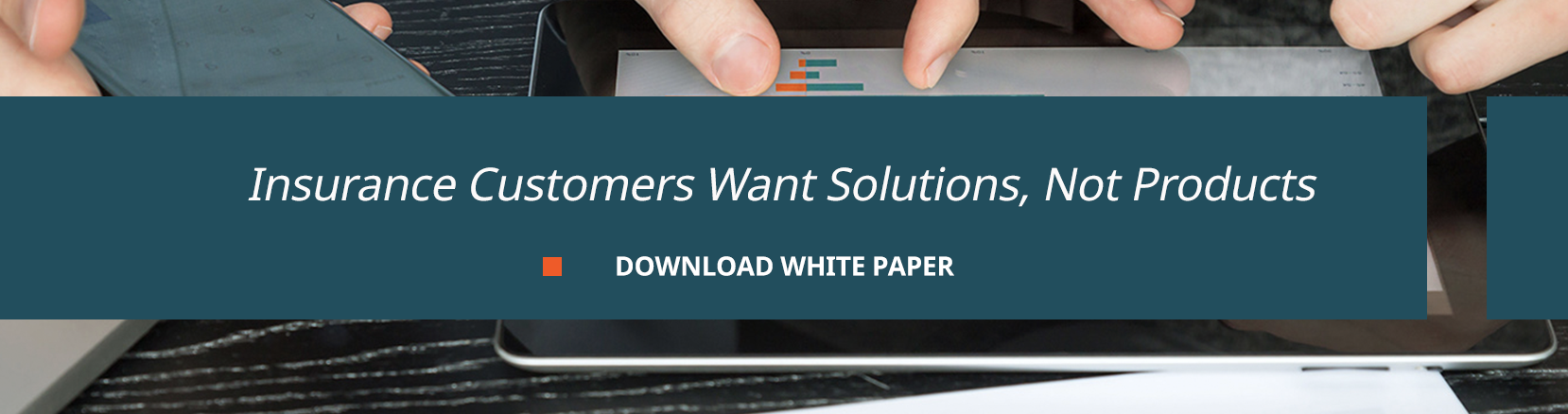Insurance Customers Want Solutions, Not Products - White Paper by Stibo Systems