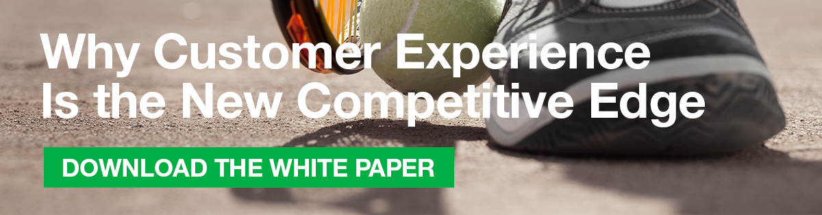 Why Customer Experience Is the New Competitive Edge
