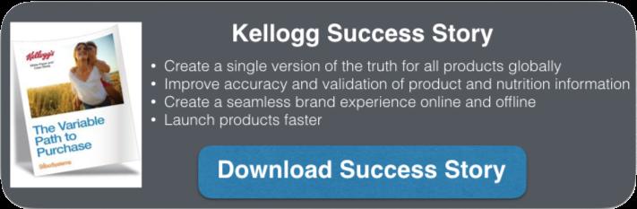 Kellogg's Master Data Management Story
