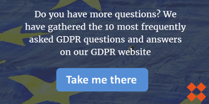 Go to GDPR site