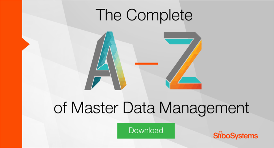 The complete A-Z of Master Data Management (MDM) - a definition handbook