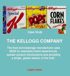 Kellogg Cast Study on Master Data Management