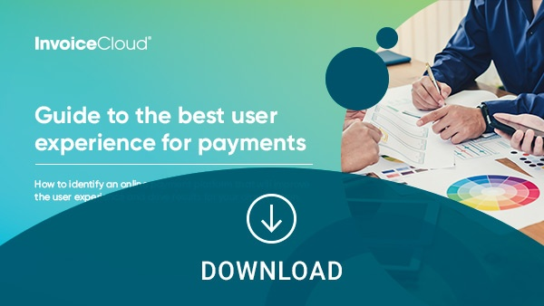 guide to user experience for payments ebook