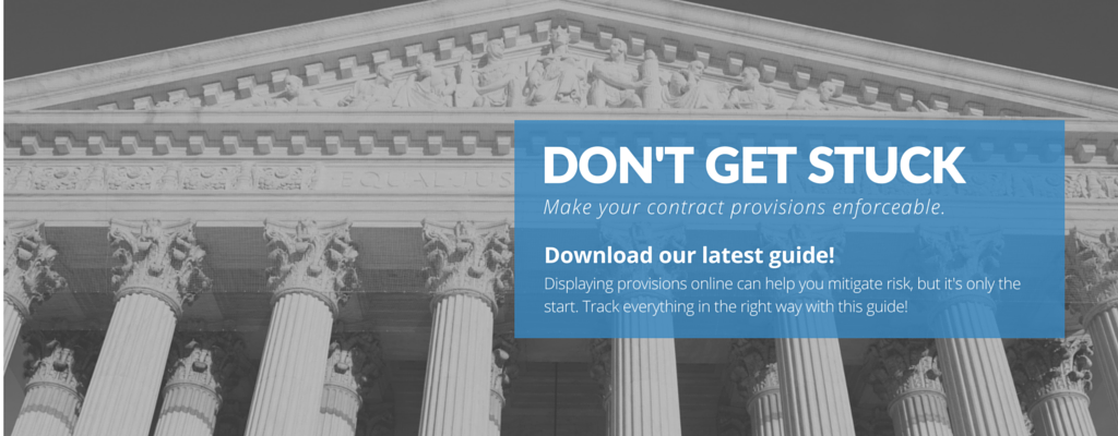 Make your contract provisions enforceable