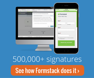 See how Formstack manages signatures for 500,000+ users