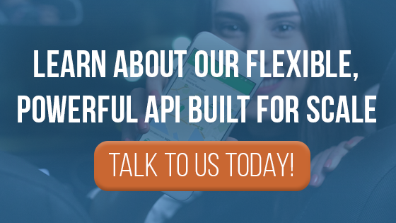 Talk to us about our flexible API