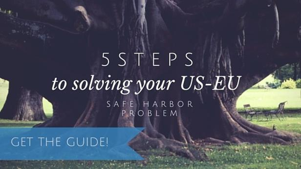 US-EU Safe Harbor Repeal