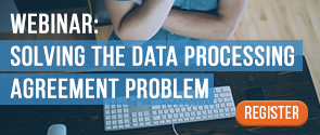 GDPR Webinar: Solving the Data Processing Agreement Problem