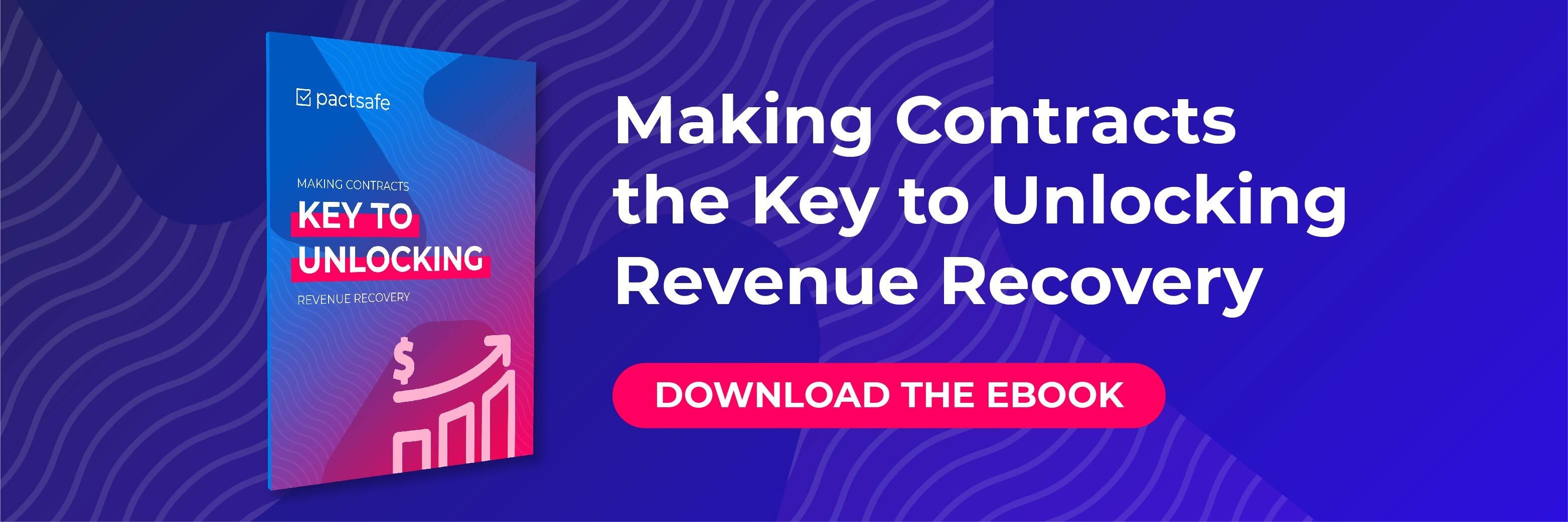 Download the Making Contracts Key to Revenue Recovery eBook