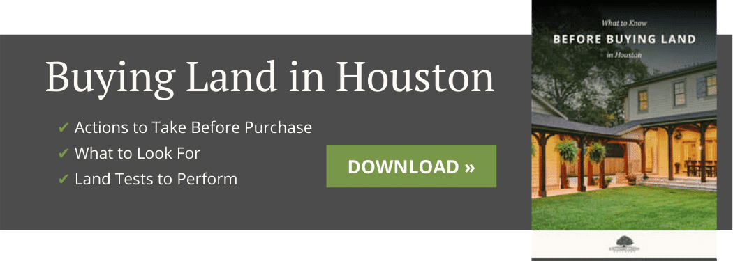 Buying Land in Houston 4