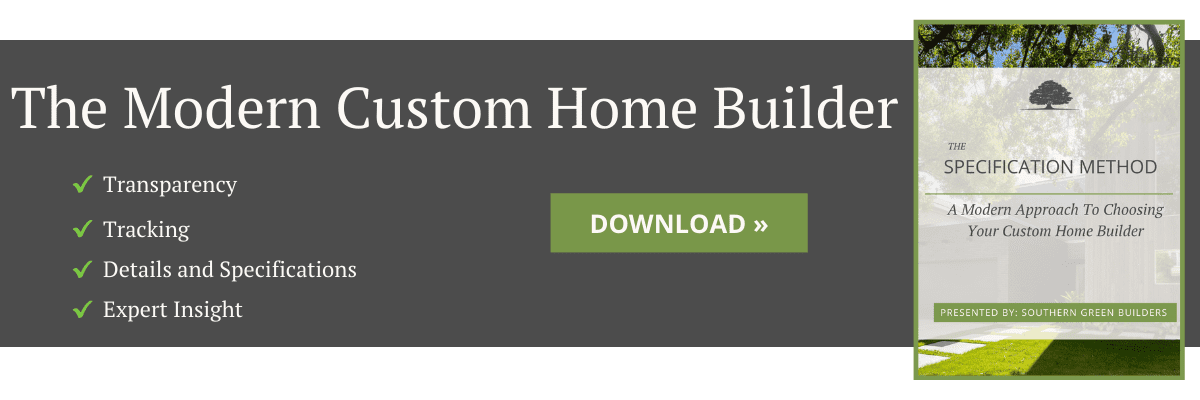 The Specification Method in Houston Home Remodeling