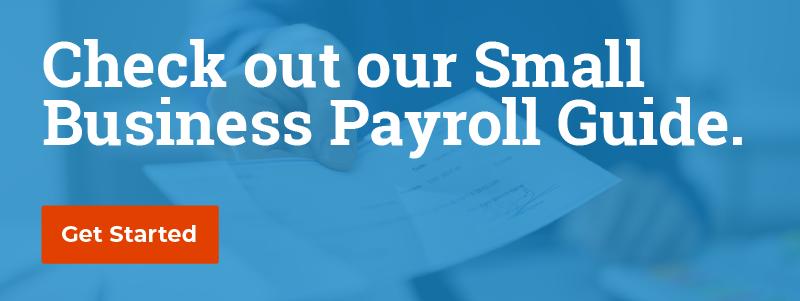 small business payroll