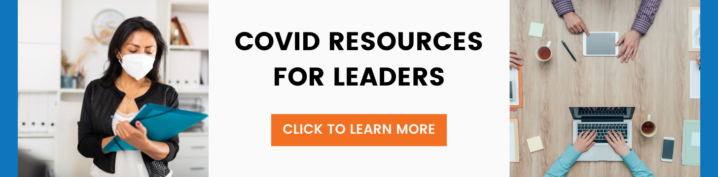 COVID-19 Resources for Leaders