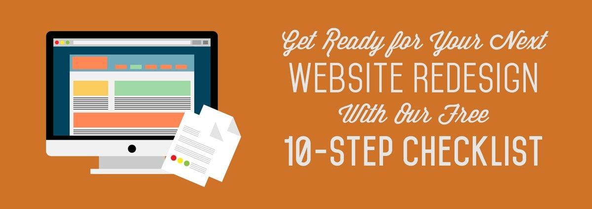 Louisville website design free checklist