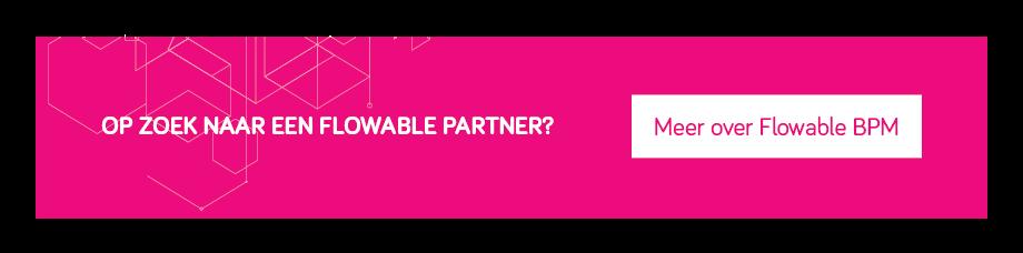 Op zoek naar een Flowable Partner?