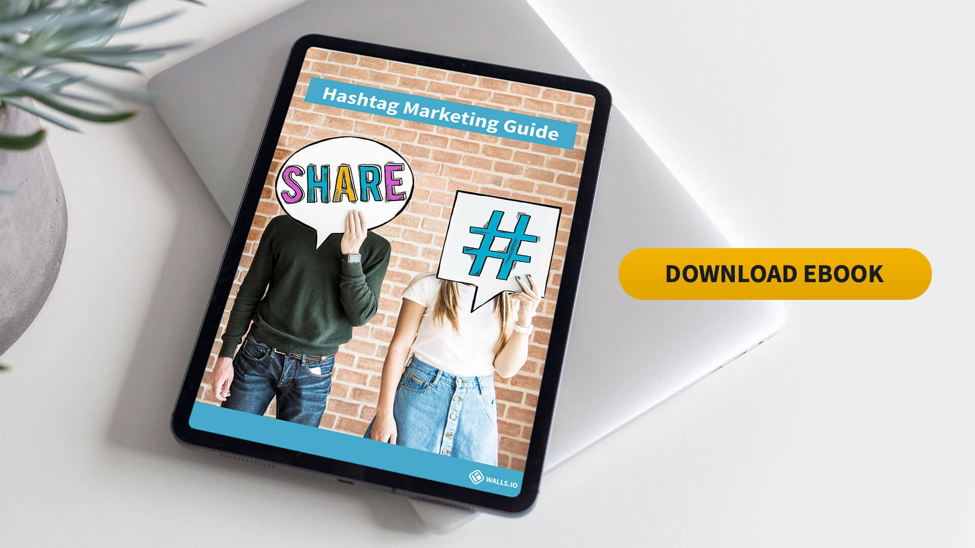social media hashtag guide ebook