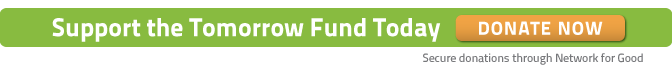 Donate to the Tomorrow Fund
