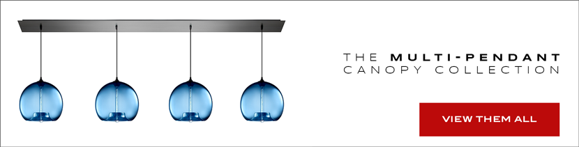 The Multi-Pendant Canopy Collection