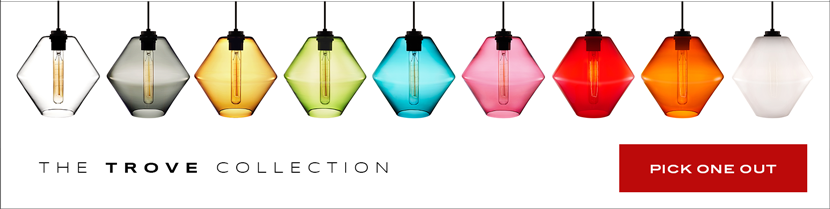 Shop the Trove Modern Pendant Light Collection