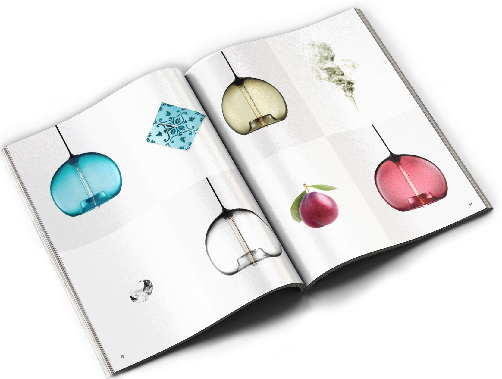 Stamen Pendant Product Guide