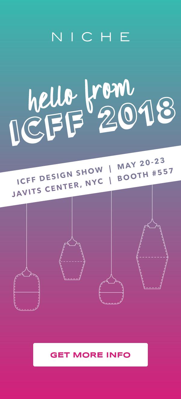 Visit Us at ICFF