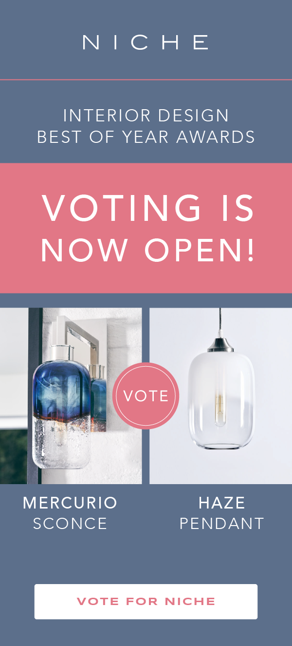 Interior Design Best of Year Awards - Vote Niche