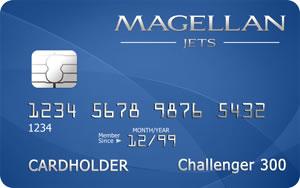 Magellan Jets Membership Card