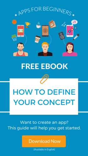 Define your App Concept Ebook