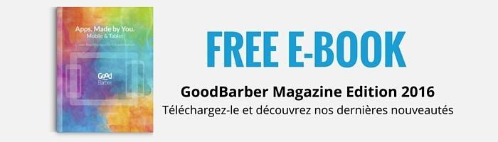 GoodBarber Magazine