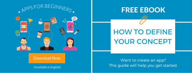 Define your App Concept Ebook