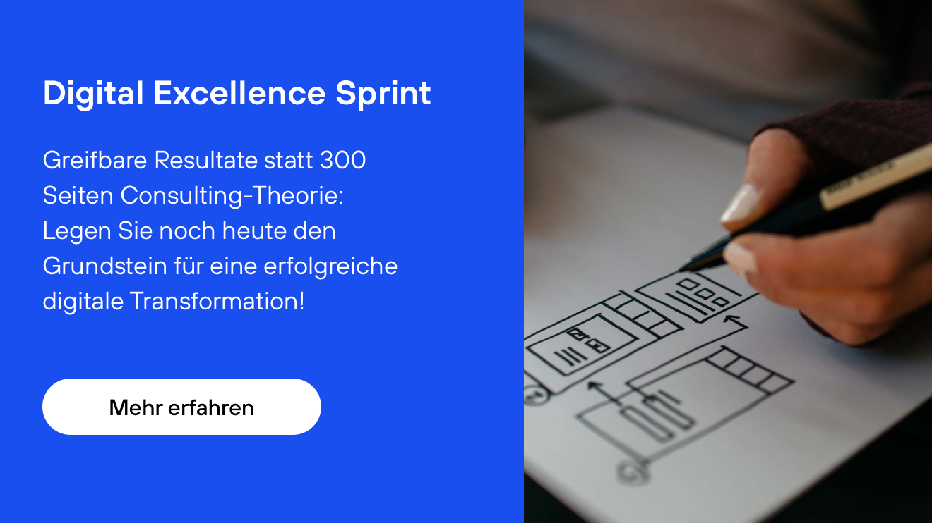 Digital Excellence Sprint