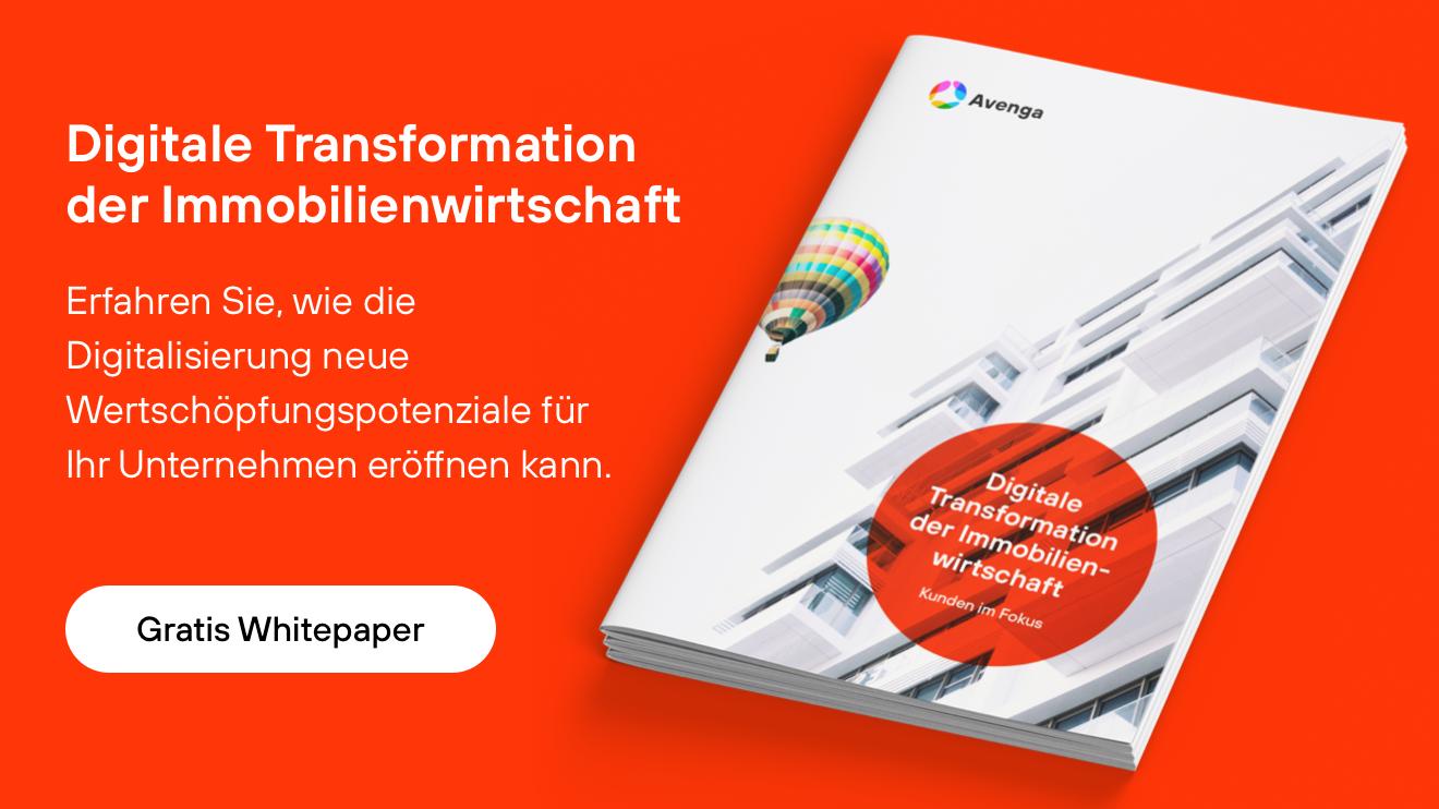 Whitepaper Digitale Transformation Immobilienwirtschaft