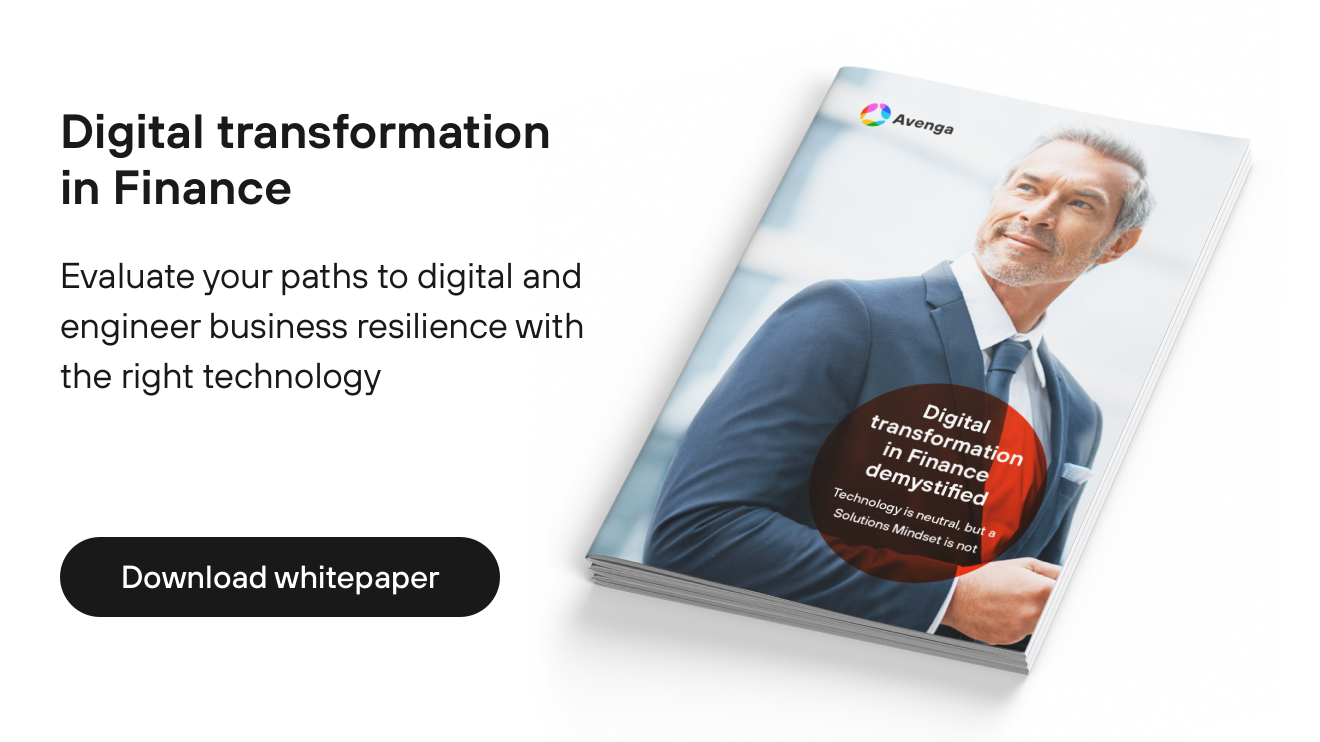 Evaluate your paths to digital and engineer business resilience with the right technology