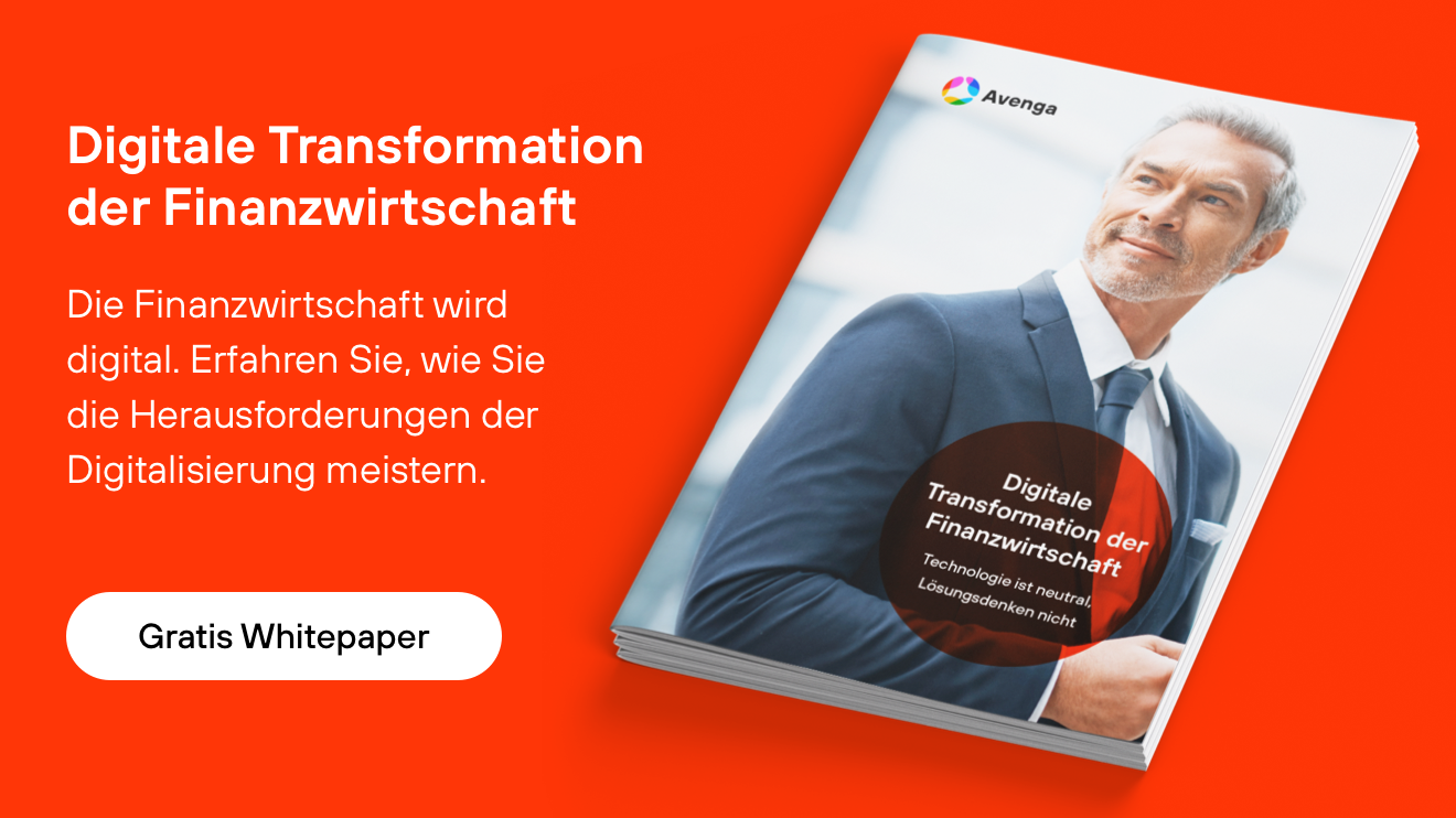 Digitale Transformation der Finanzwirtschaft Whitepaper