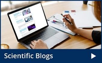 Scientific Blogs Button