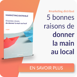marketing distribue