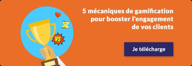 Ebook 5 mécaniques de gamification pour booster l'engagement