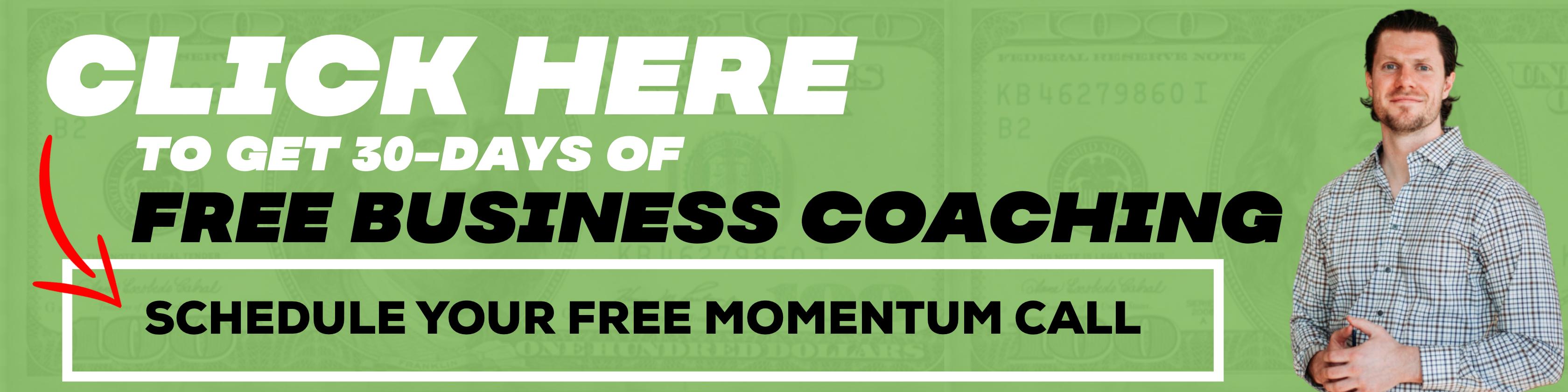 Free Business Coaching