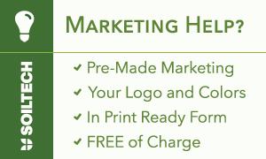 Click for SoilTech Marketing Help