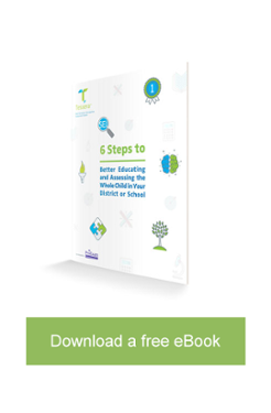 Download a free eBook: 6 Steps to Better Educating and Assessing the Whole Child in Your District or School