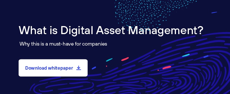 What is and why is digital asset management important?