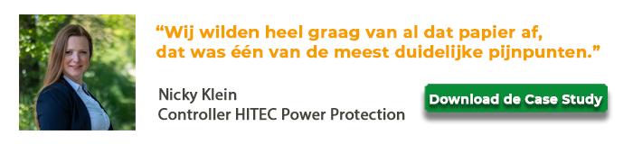case study nicky klein hitec power protection