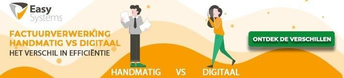 juist nu automatiseren - cta banner handmatig vs digitaal