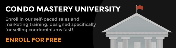 Enroll Free to the Condo Mastery University